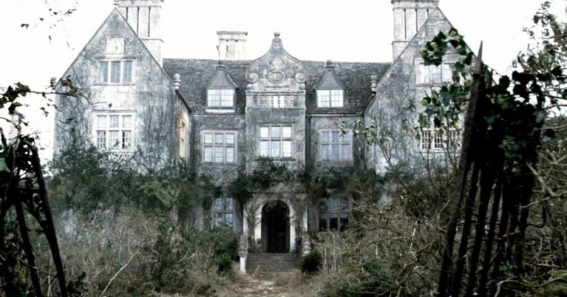 La casa dei misteri in una scena del film The Woman in Black