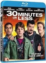 La copertina di 30 Minutes or Less (blu-ray)