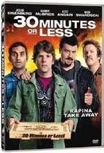 La copertina di 30 Minutes or Less (dvd)