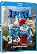 La copertina di I Puffi (blu-ray)