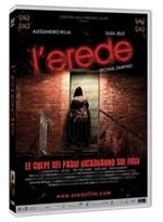 La copertina di L'erede (dvd)