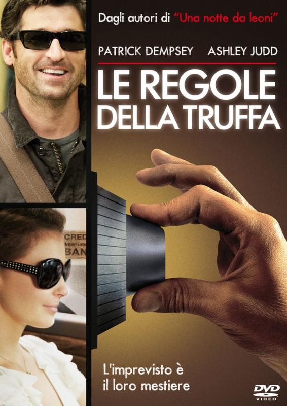 La copertina di Le regole della truffa (dvd)
