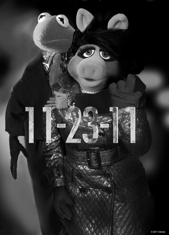 Miss Piggy in una parodistica locandina de I Muppet