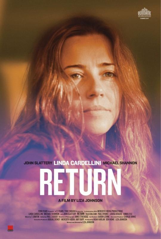 Return: la locandina del film