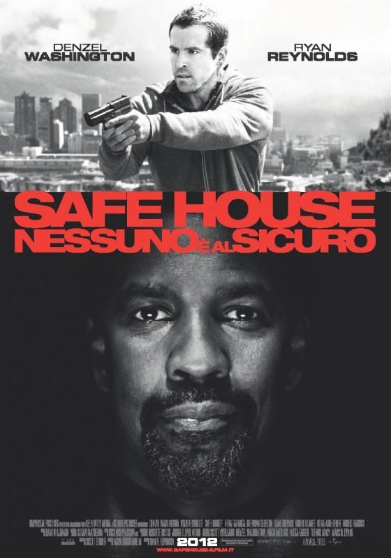 Safe House: la locandina italiana