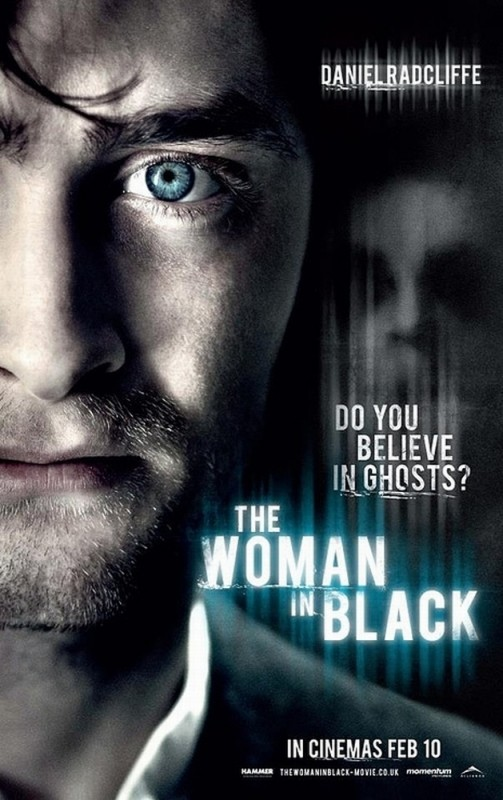 The Woman in Black: un inquietante teaser poster del film
