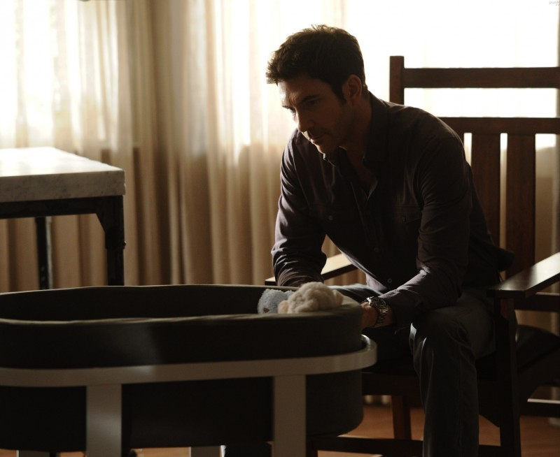American Horror Story: Dylan McDermott in Afterbirth, episodio 12 della prima stagione