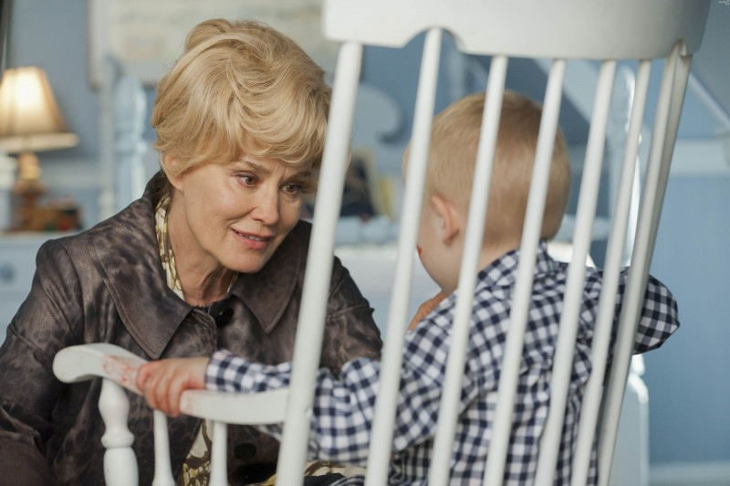 American Horror Story: Jessica Lange in Afterbirth, season finale