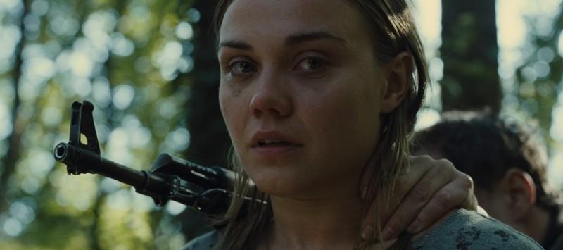 In the Land of Blood and Honey: Alma Terzic stars è Hana