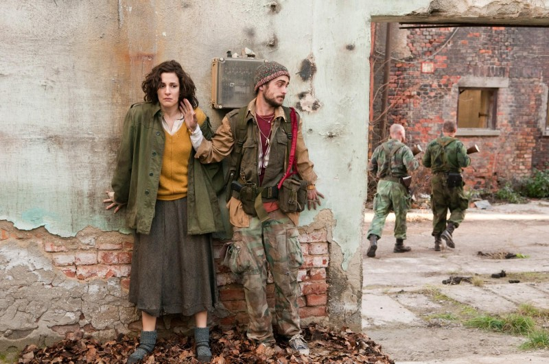 In the Land of Blood and Honey: Zana Marjanovic con Boris Ler