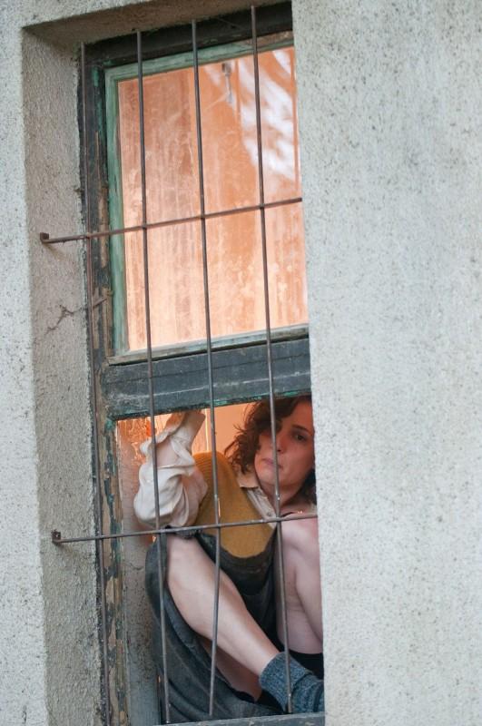 In the Land of Blood and Honey: Zana Marjanovic è la protagonista del dramma storico
