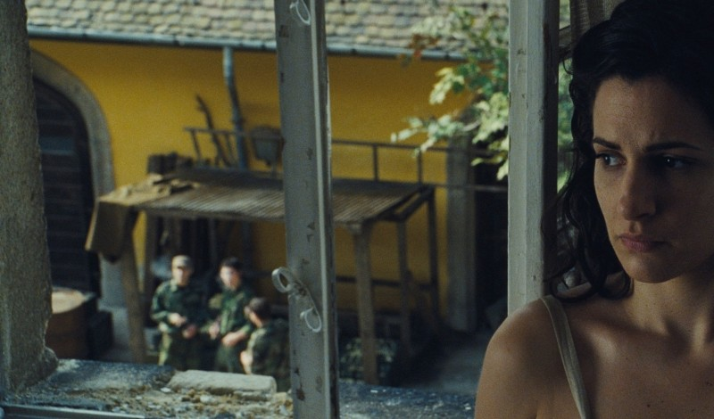 In the Land of Blood and Honey: Zana Marjanovic nel film di Angelina Jolie