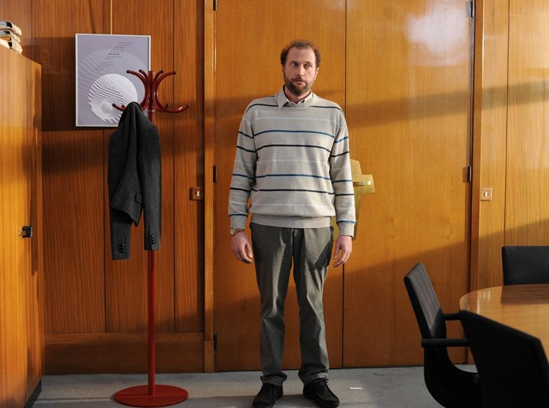 La delicatesse: una scena con François Damiens