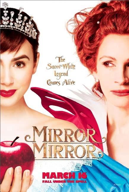 Mirror, Mirror: ecco la prima locandina