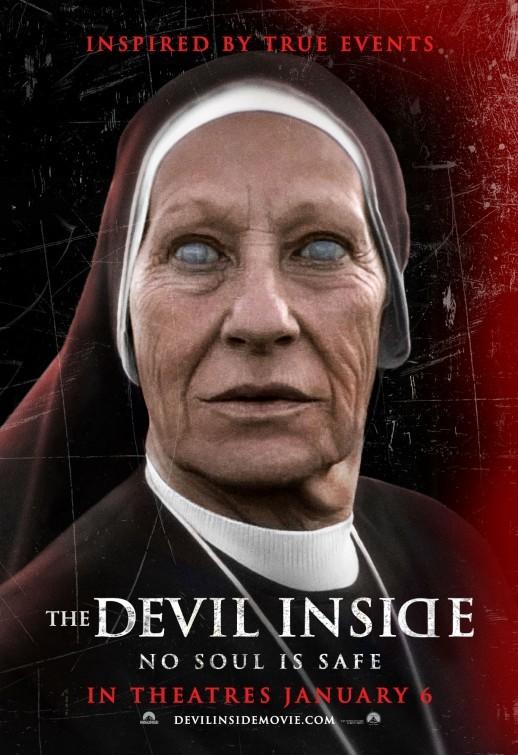 The Devil Inside: nuovo inquietante poster