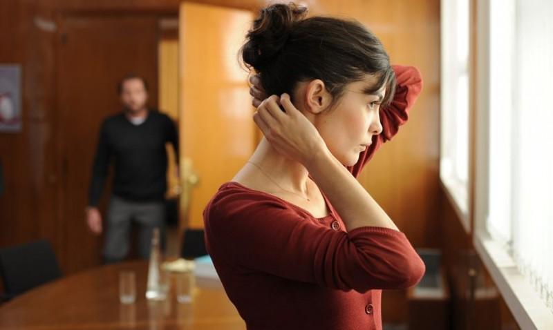 Un'incantevole Audrey Tautou protagonista de La delicatesse