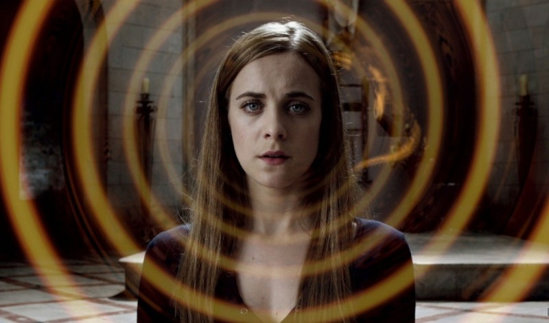 Paranormal Xperience 3D: Alba Ribas in una scena del film