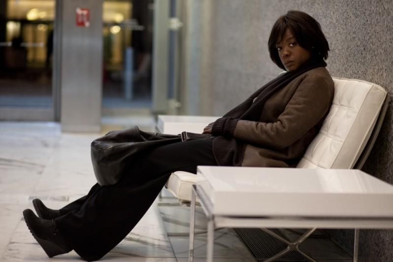 Viola Davis in una scena del film Molto forte, incredibilmente vicino