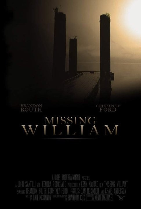 Missing William: la locandina del film