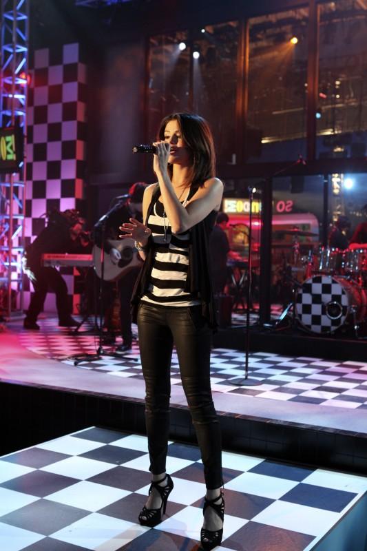 Selena Gomez guest star in So Random!