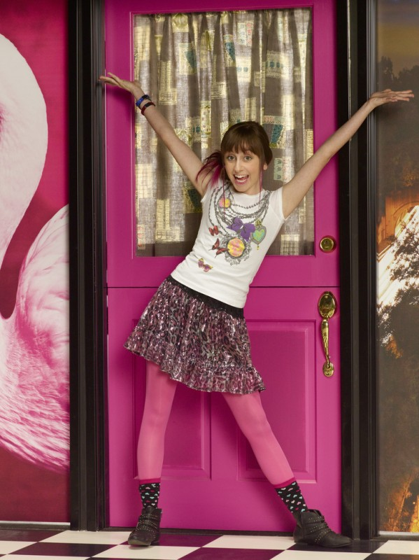 So Random!: Allisyn Ashley Arm è Zora