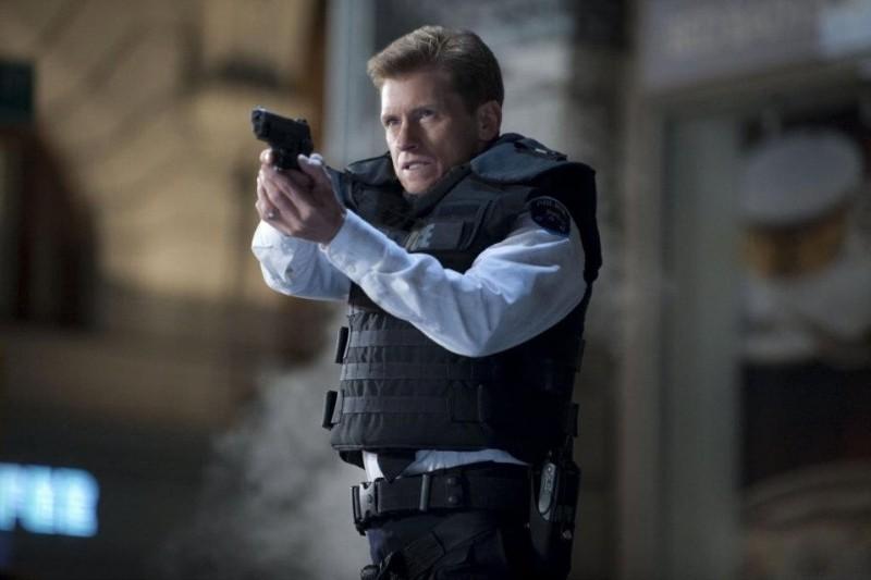 Denis Leary nei panni del capo della polizia George Stacy, padre di Gwen, in The Amazing Spider-Man