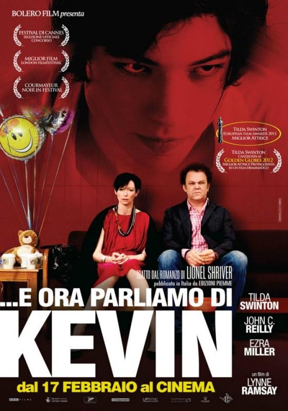 E ora parliamo di Kevin: la locandina italiana