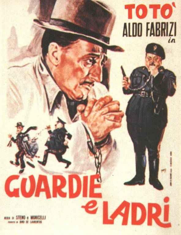Guardie e ladri - locandina del film