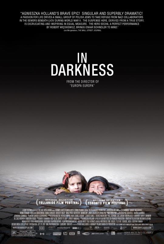In Darkness: la locandina del film