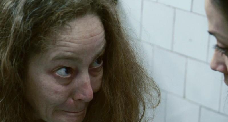 L'altra faccia del diavolo: Suzan Crowley in una scena del film