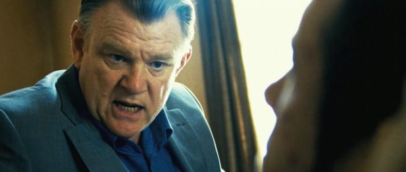 Safe House - Nessuno è al sicuro: Brendan Gleeson in una scena del film