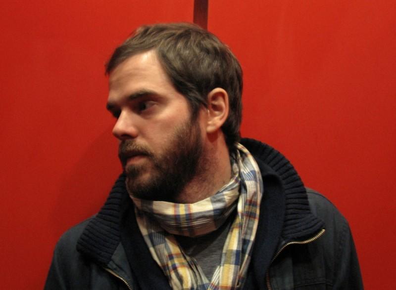 Sean Durkin in una foto promozionale de La fuga di Martha