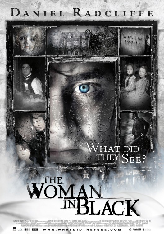 The Woman in Black: nuovo poster internazionale