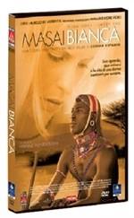 La copertina di Masai bianca (dvd)