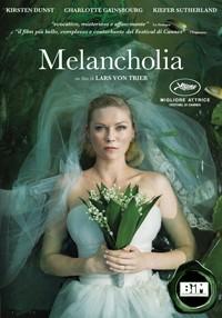 La copertina di Melancholia (dvd)