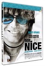 La copertina di Mr. Nice (dvd)