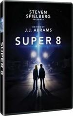 La copertina di Super 8 (dvd)