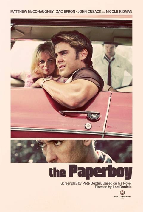 The Paperboy: ecco il primo poster