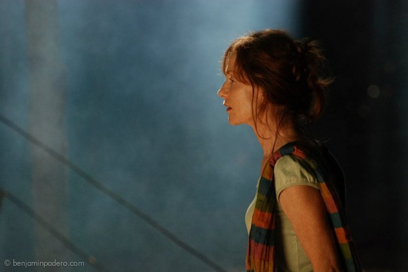 Captive: Isabelle Huppert in un'immagine tratta dal film