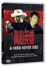 La copertina di A hero never dies (dvd)
