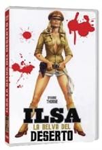 La copertina di Ilsa - La belva del deserto (dvd)