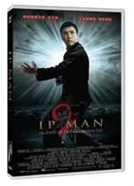 La copertina di Ip Man 2 (dvd)