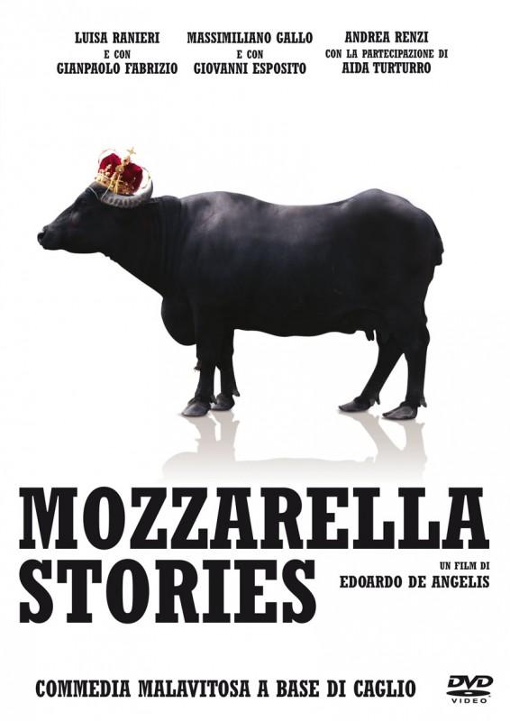 La copertina di Mozzarella Stories (dvd)