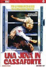 La copertina di Una jena in cassaforte (dvd)