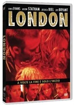 La copertina di London (dvd)