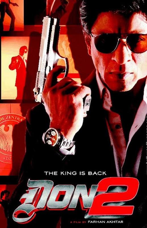Don - The King Is Back: una delle locandine del film