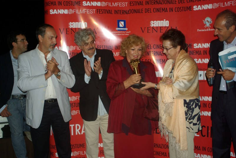 Enzo De Camillis al Festival di Venezia 2006