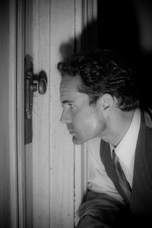 Jason Patric in una scena del thriller drammatico Keyhole