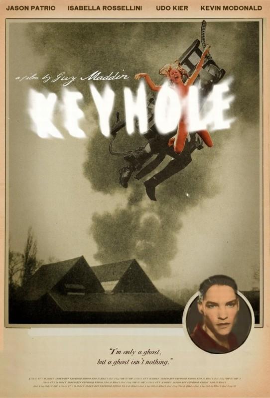 Keyhole: un altro bellissimo poster del film