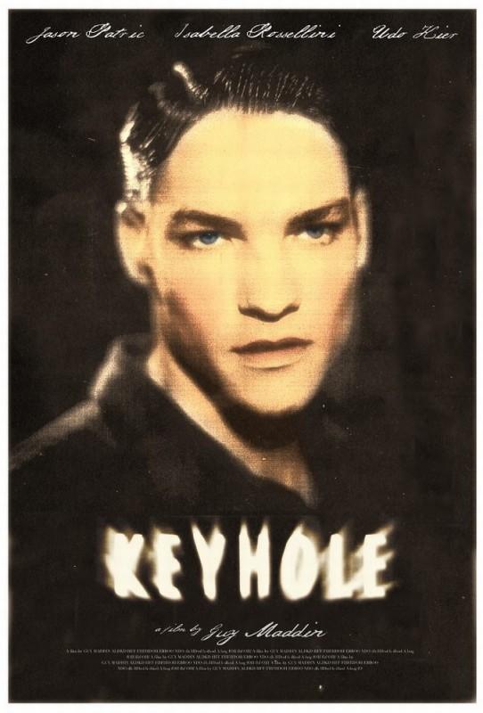 Keyhole: uno dei poster del film